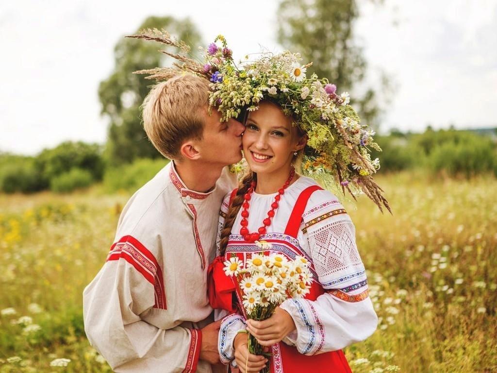 русская девушка с русским пацаном - 14
