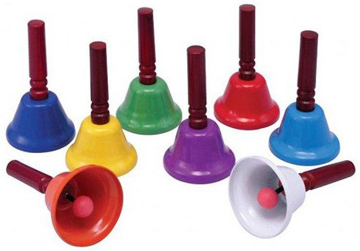 Технологические картинки игры на музыкальных колокольчиках