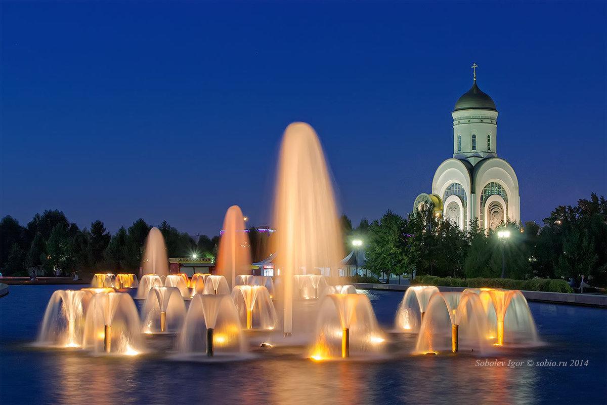 фонтаны в россии внутреннему убранству зонды