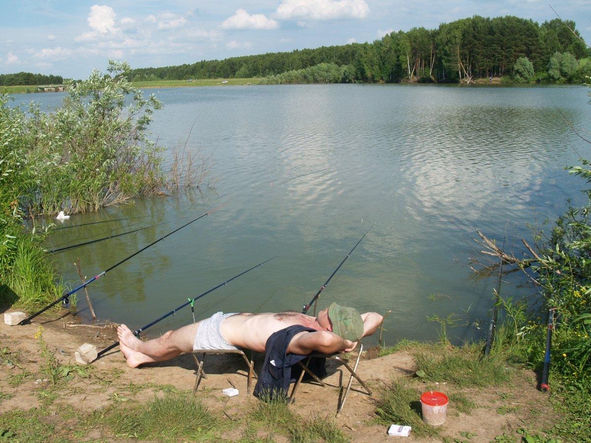 Дню, рыбалка прикол картинка