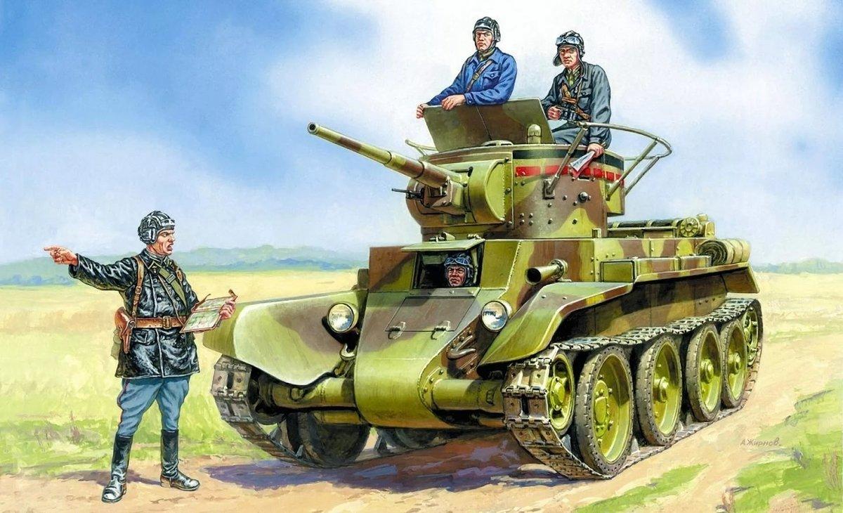Рассматривание картинок военная техника