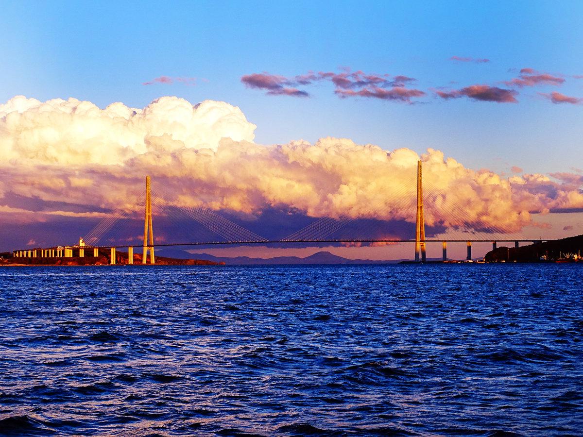 Владивосток картинки города и море