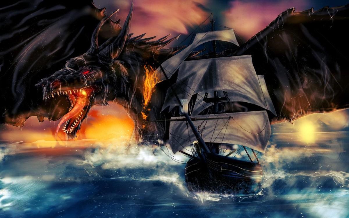 уверены, парусники фото высокого разрешения дракон настоящее время