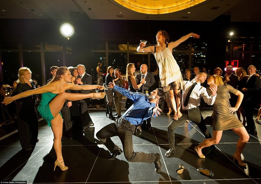 Смешные картинки про танцы фишки