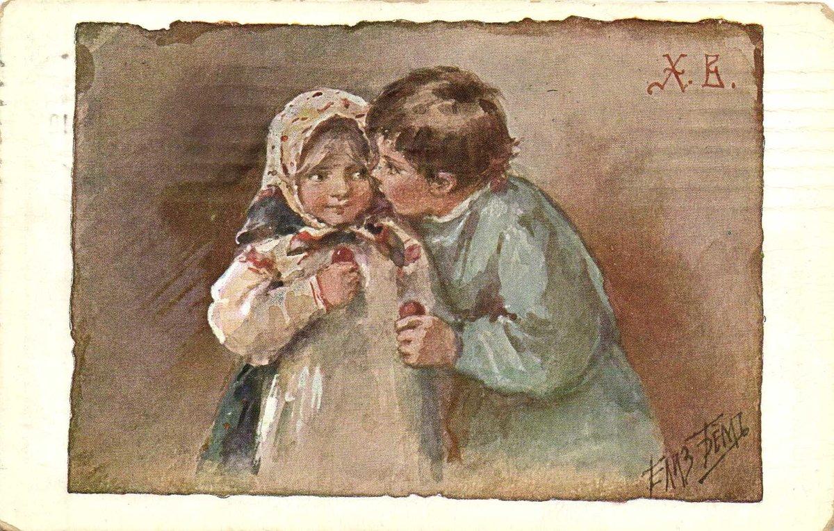 Марта сделать, дореволюционные пасхальные открытки елизаветы бем