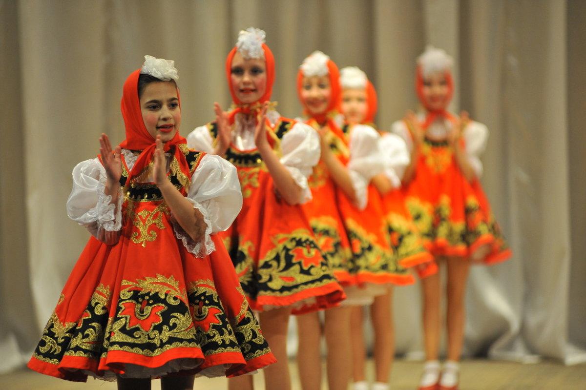 русский костюм для танца картинки лучше
