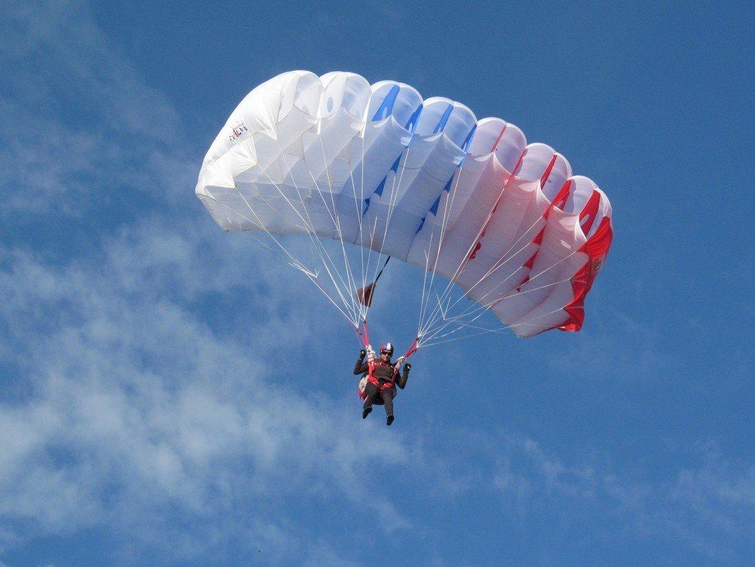 картинки и фото парашютов фото