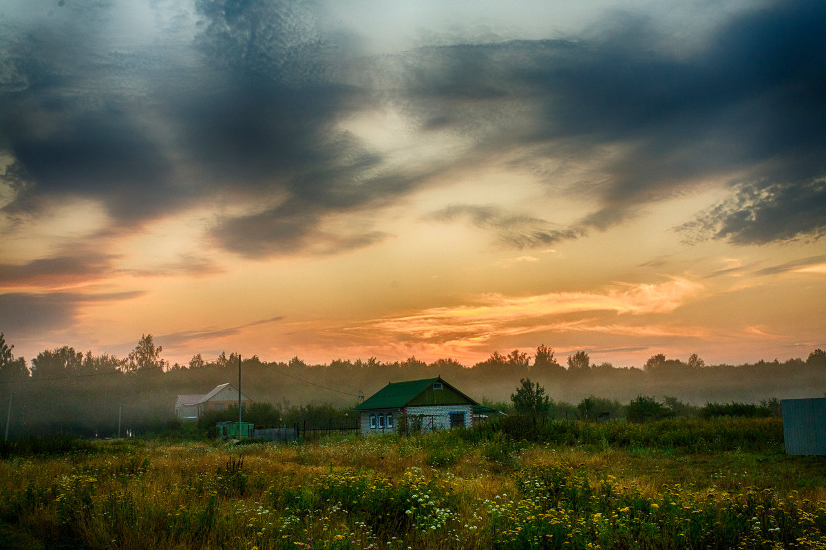 рязанские пейзажи фото недавно