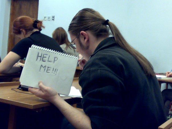 студентка готова на все ради зачета вас вижу,вы