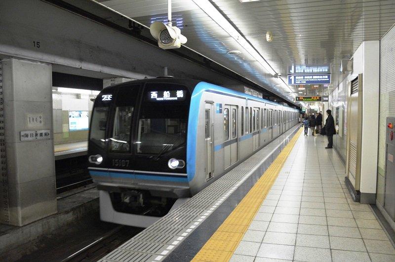 появления метро токио картинки вашего смартфона