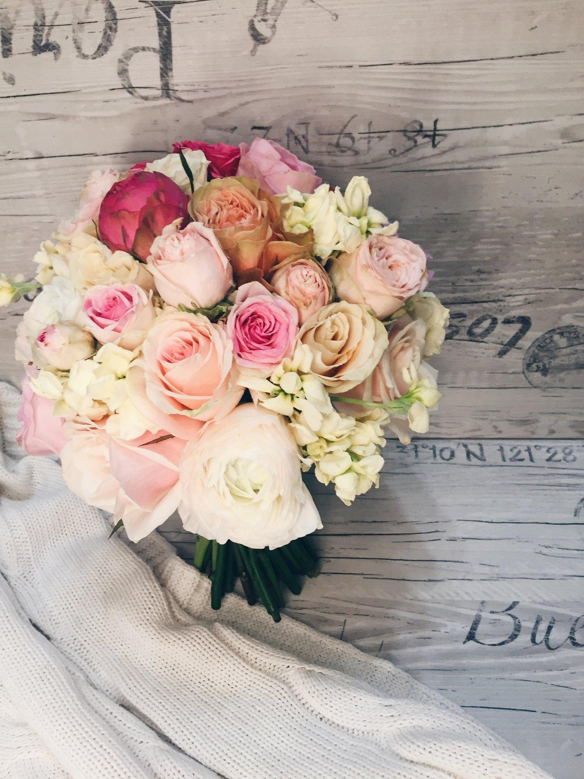 Букет невесты кантемировская москва, букет