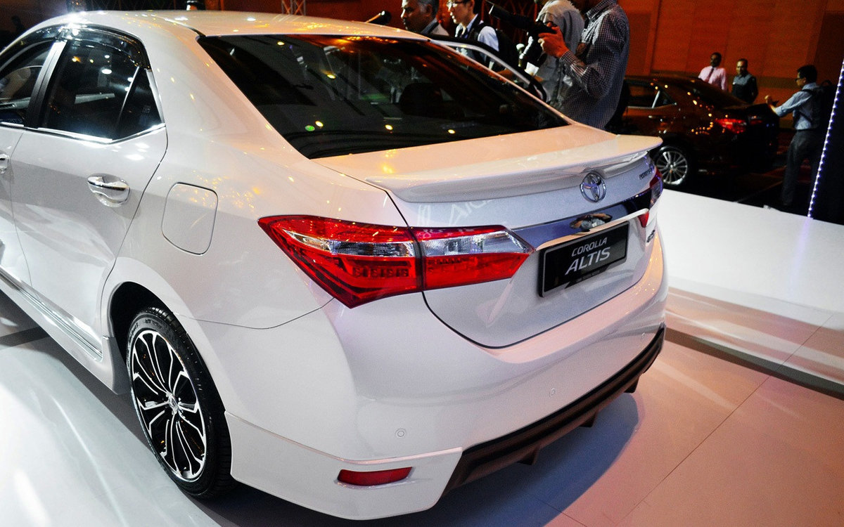 Toyota Corolla Altis Grande 2019 Price In Pakistan Fuel Aver Card