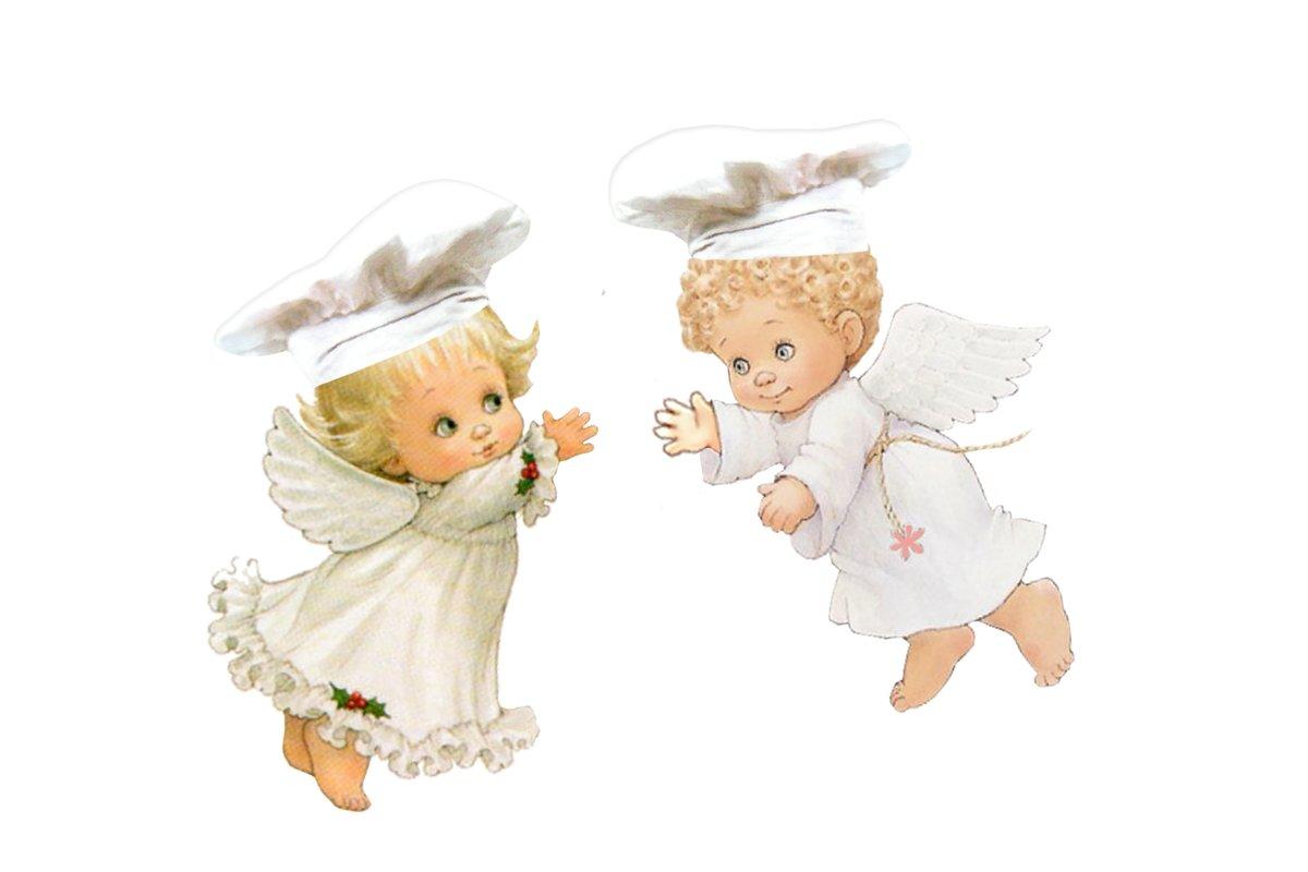 ангелочки приносящие радость