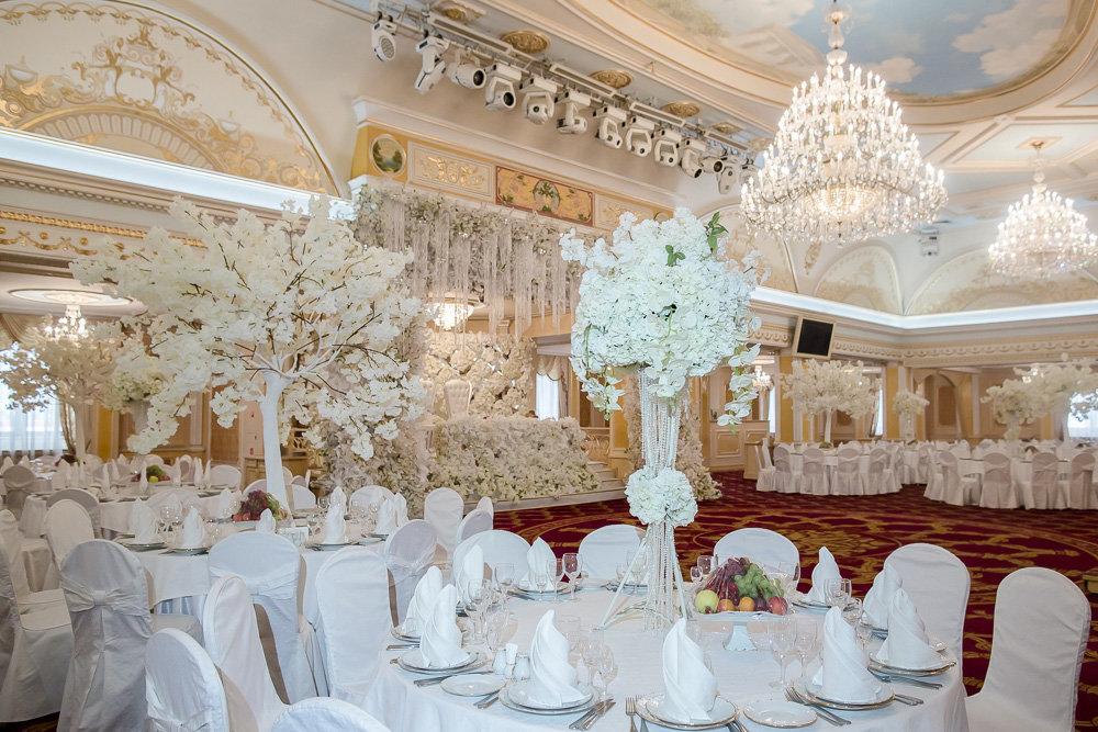 Свадьба в москве рестораны