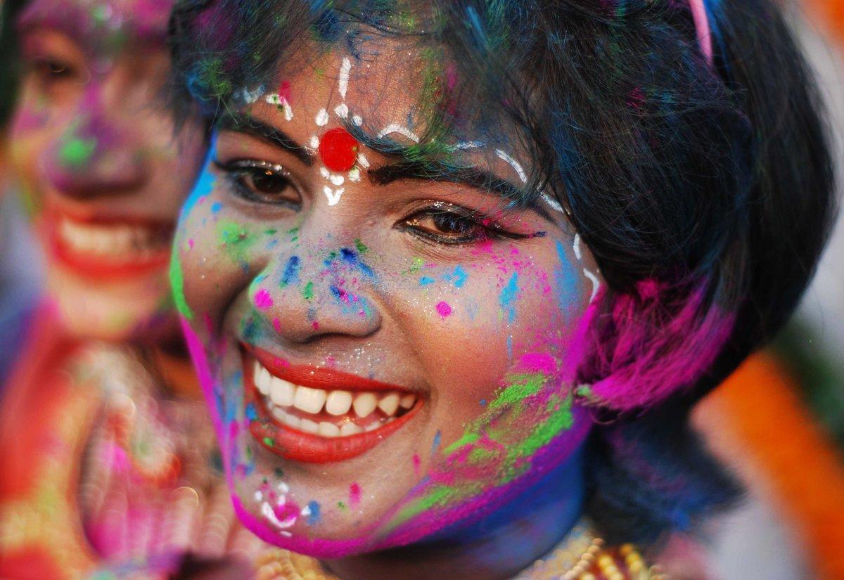 Картинки холи в индии