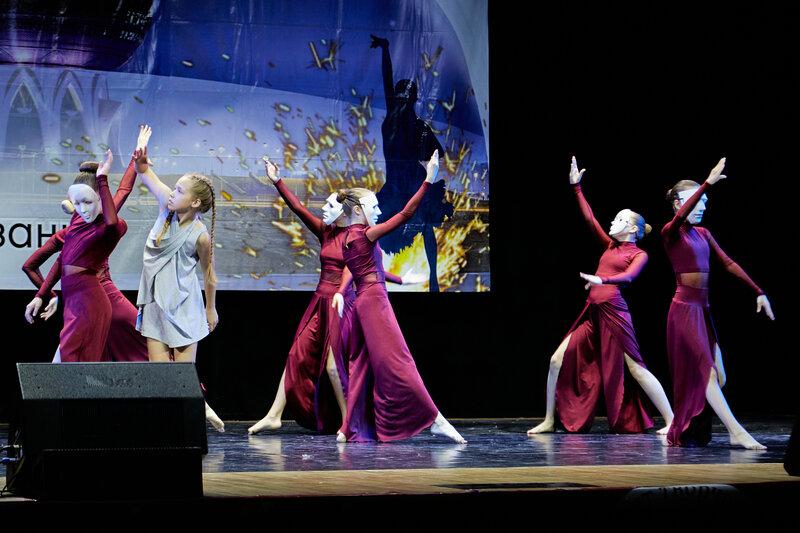 Танцы, получившие Гран-при конкурса-фестиваля «Казань великая» в 2021 году