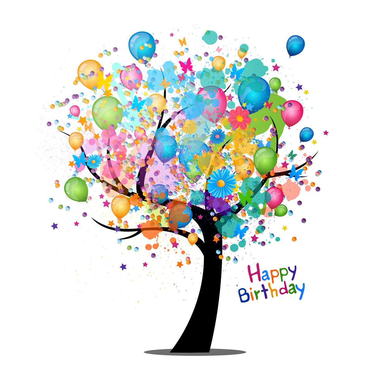 Поздравительные открытки с днем рождения стильные, поздравление для