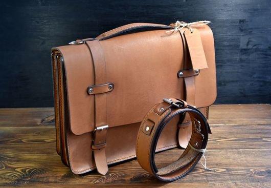 bda6b2775ee6 ... Сумка мужская, кожаная мужская сумка,сумка ручной работы, портфель -  купить или заказать