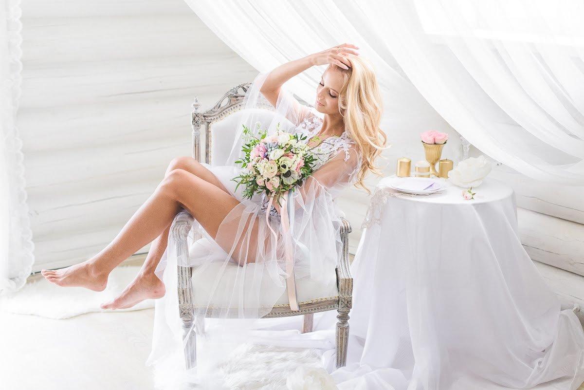 вас утро невесты фото в студии фотосъёмка