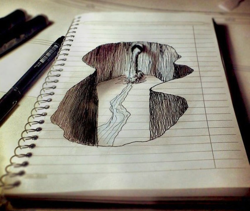 Как нарисовать красивую картинку своими руками