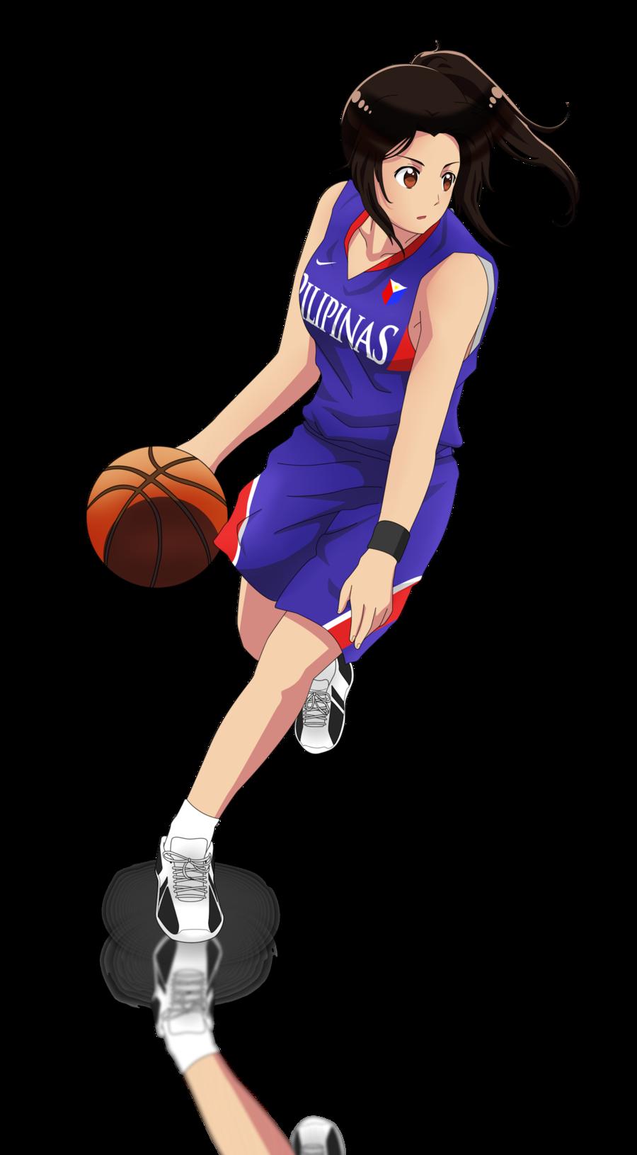 Баскетболистки аниме картинки