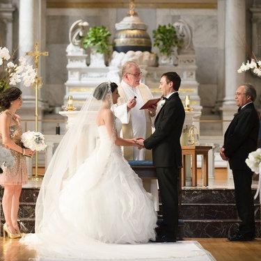 wedding ceremony in great britain