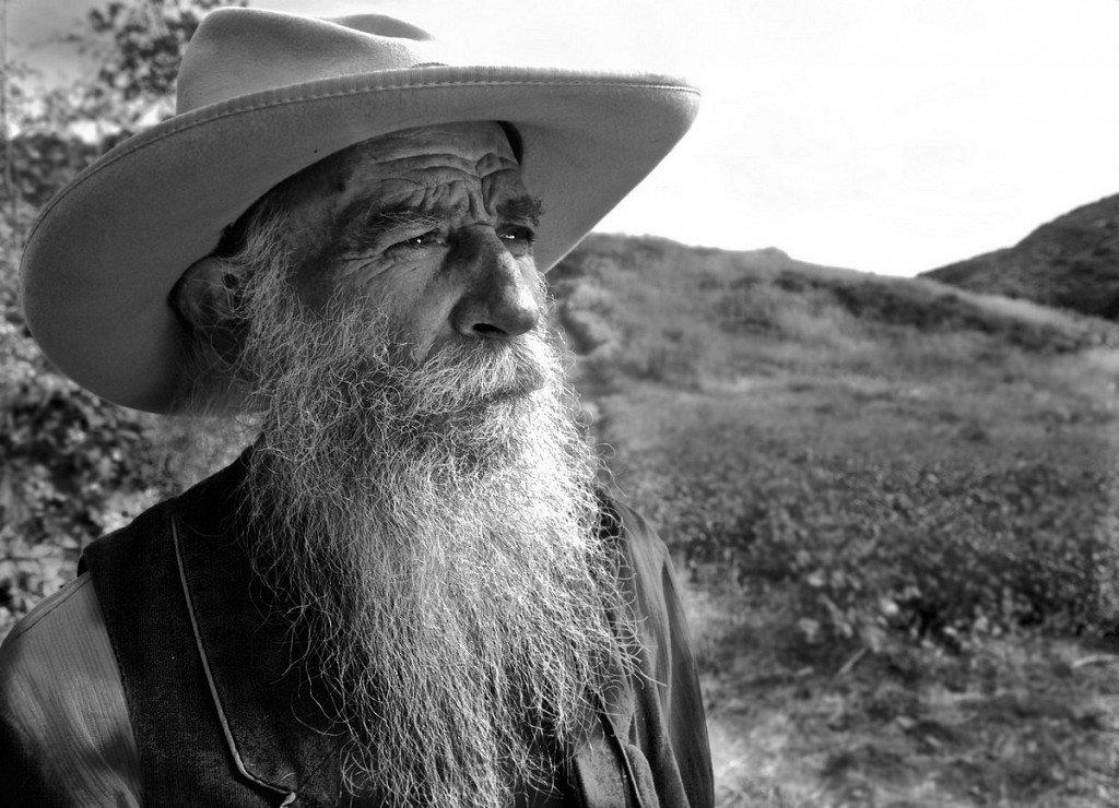 картинка старик с бородой вот такими