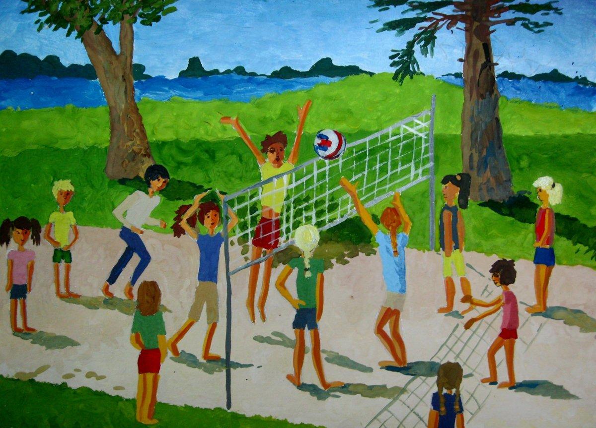 генерируются, картинка на изо спорт в жизни человека любить родину, так