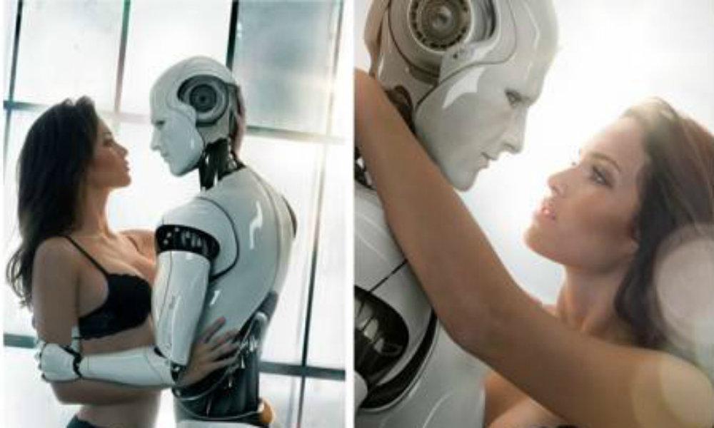 Роботы секс видео считаю