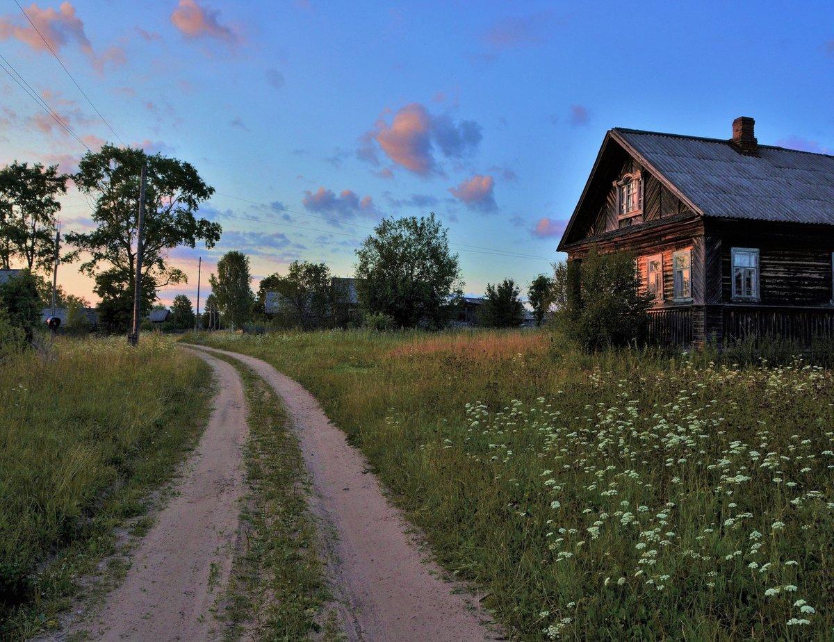 Картинки с изображением деревни