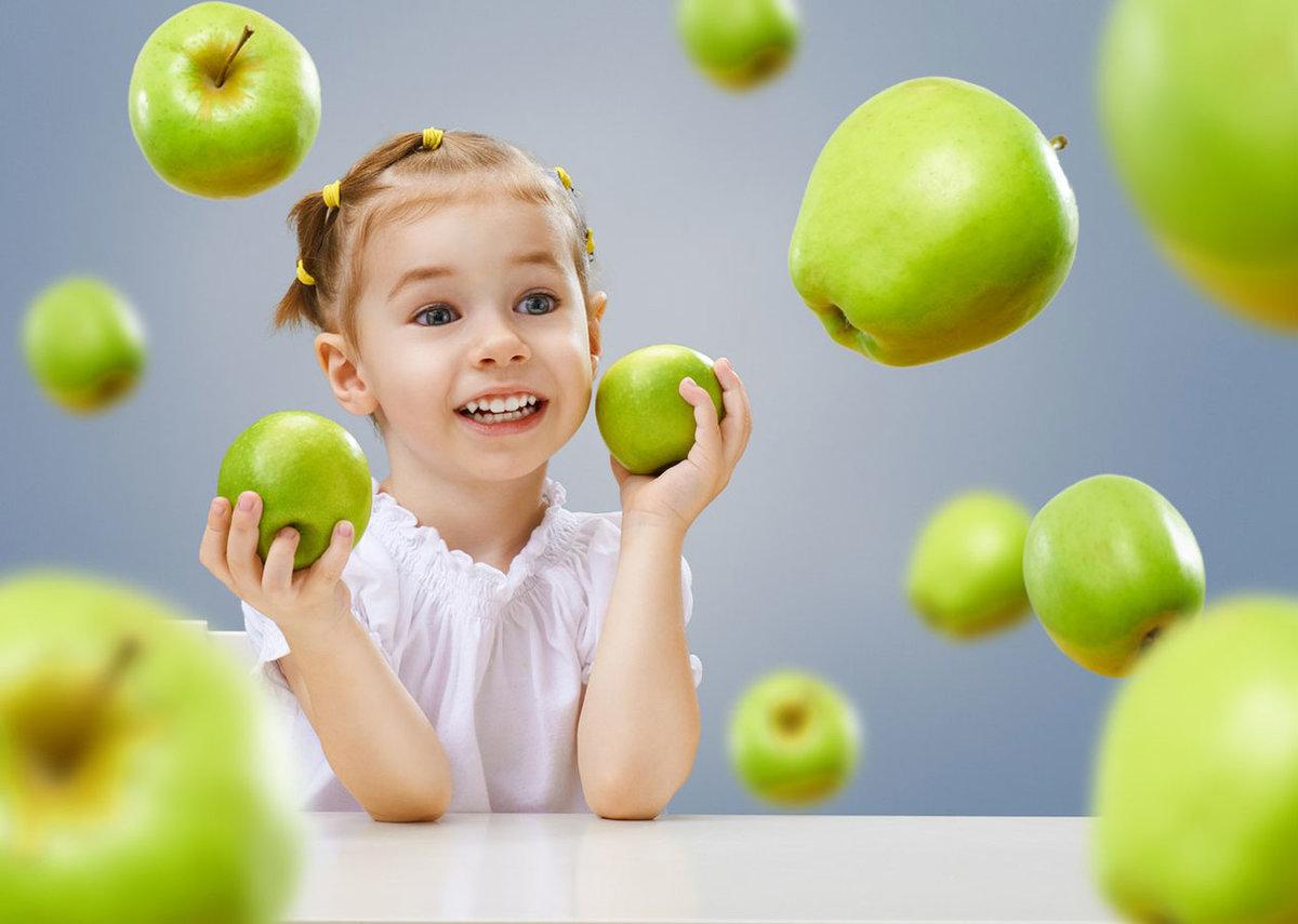 Дети здоровы картинка