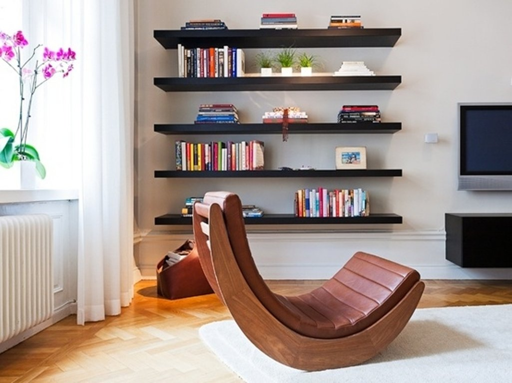 красивые полки для книг фото тюнинг