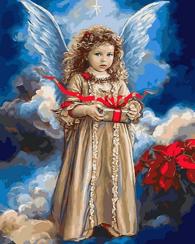 Картинка ангела, сашеньке фото