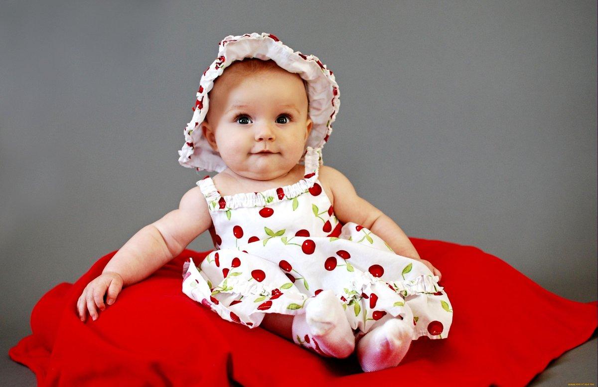 Открытки добрым, фото красивые маленьких детей