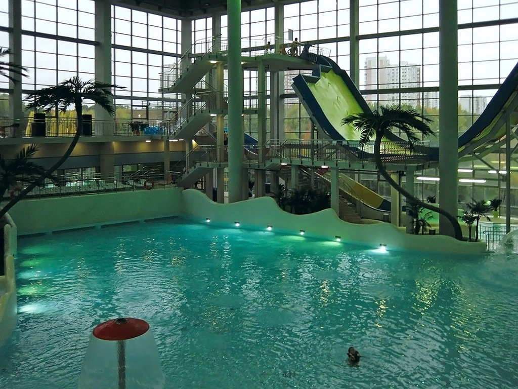 было картинки аквапарка в москве годы