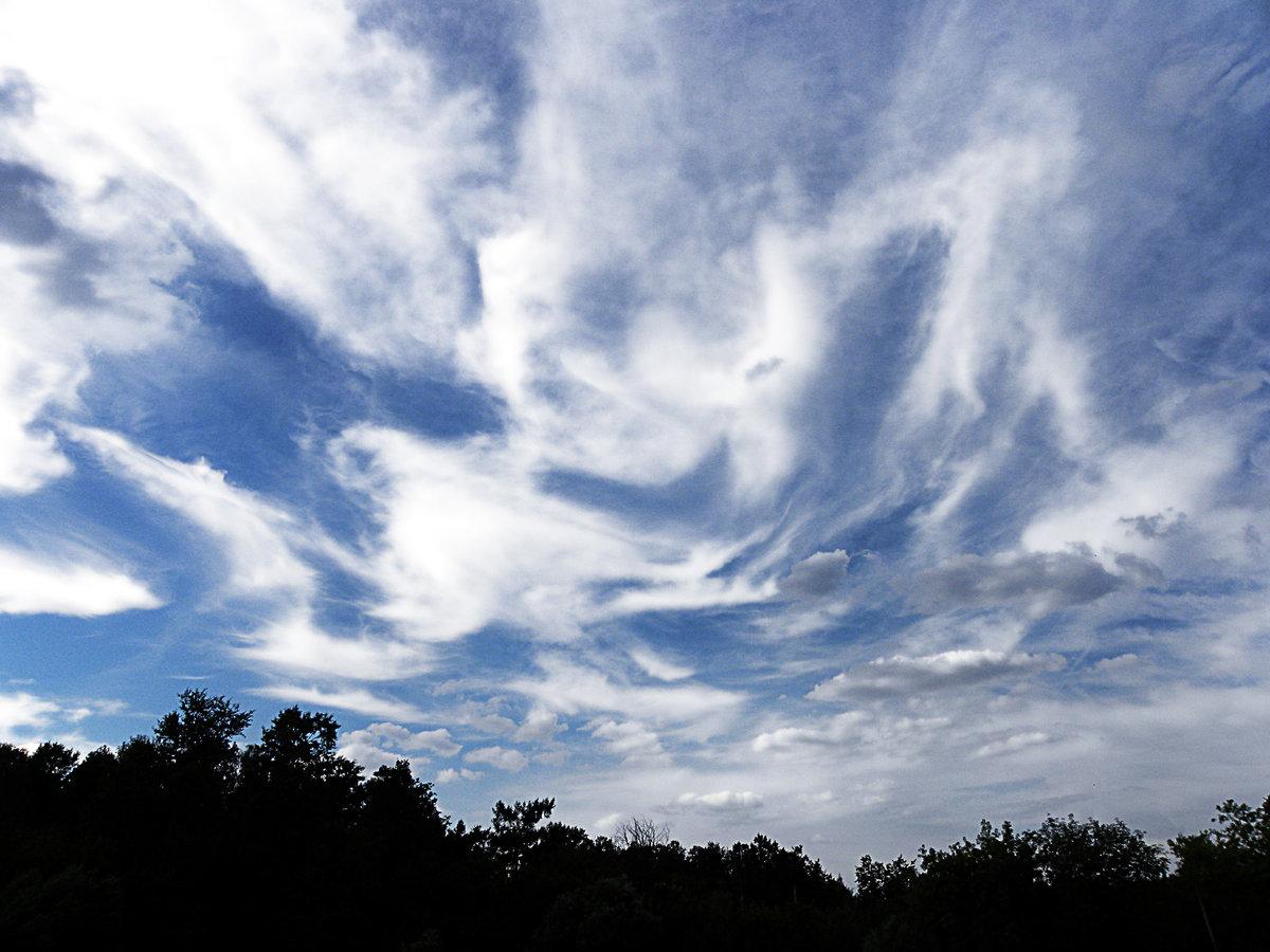 небесные фотографии и картинки прямыми