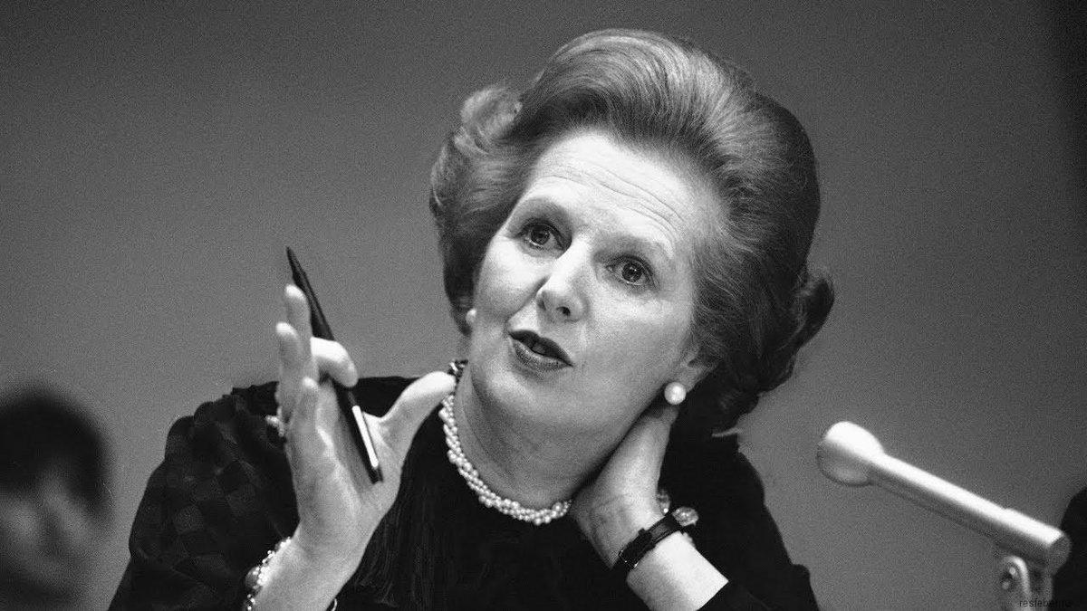 4 мая 1979 года Маргарет Тэтчер стала премьер-министром Великобритании, первой женщиной на этом посту