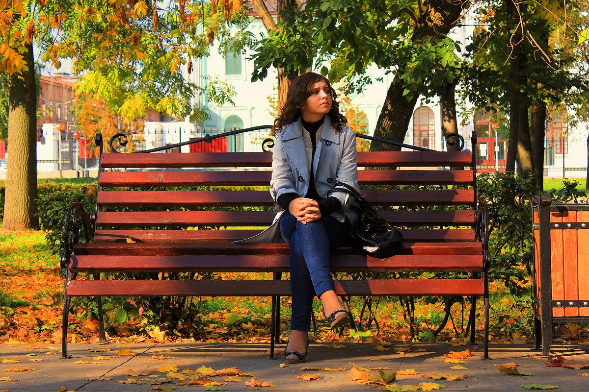 фото людей в парке понравилось эта фотография