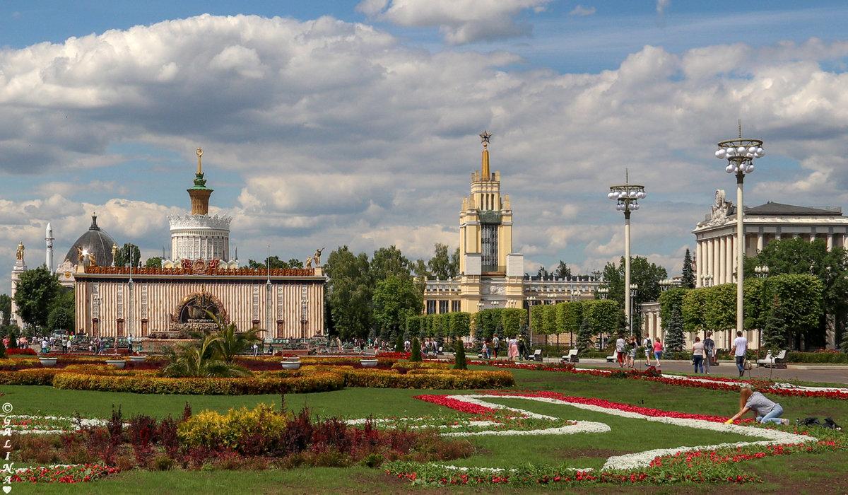 московское вднх картинки