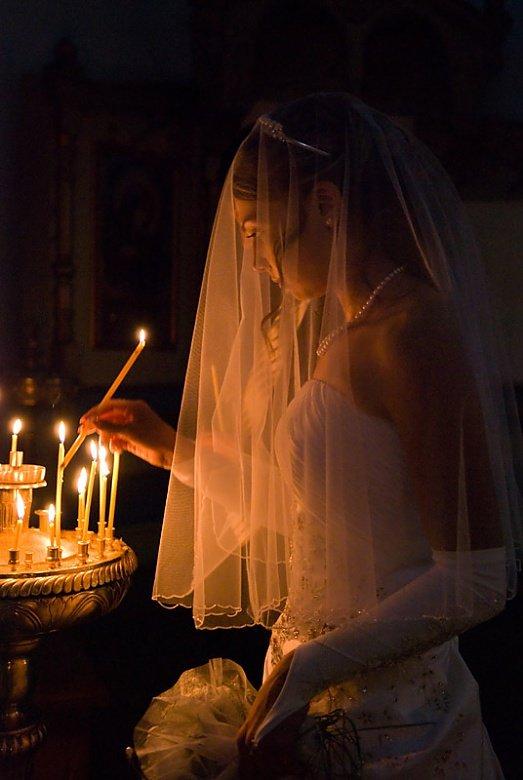 приворот любимого на венчальные свечи