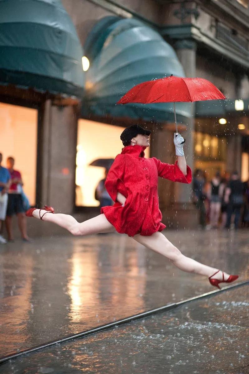 Картинка дождь смешные