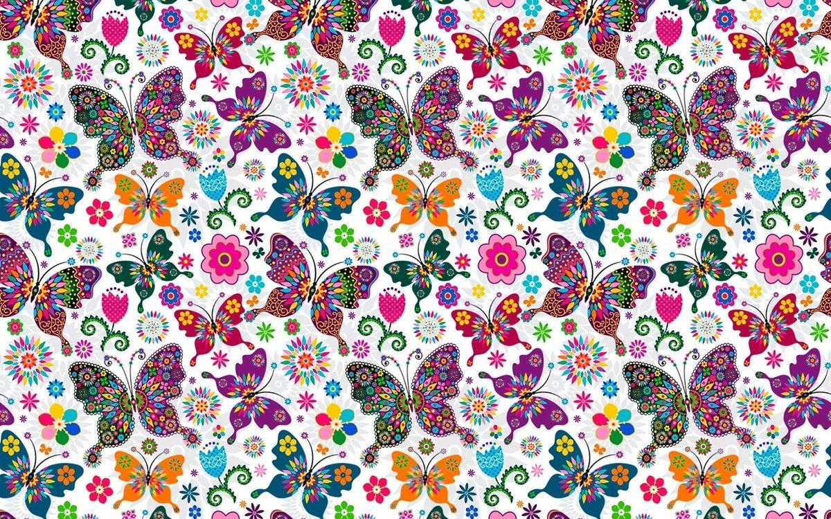 Открытка, картинки цветная бумага с узорами