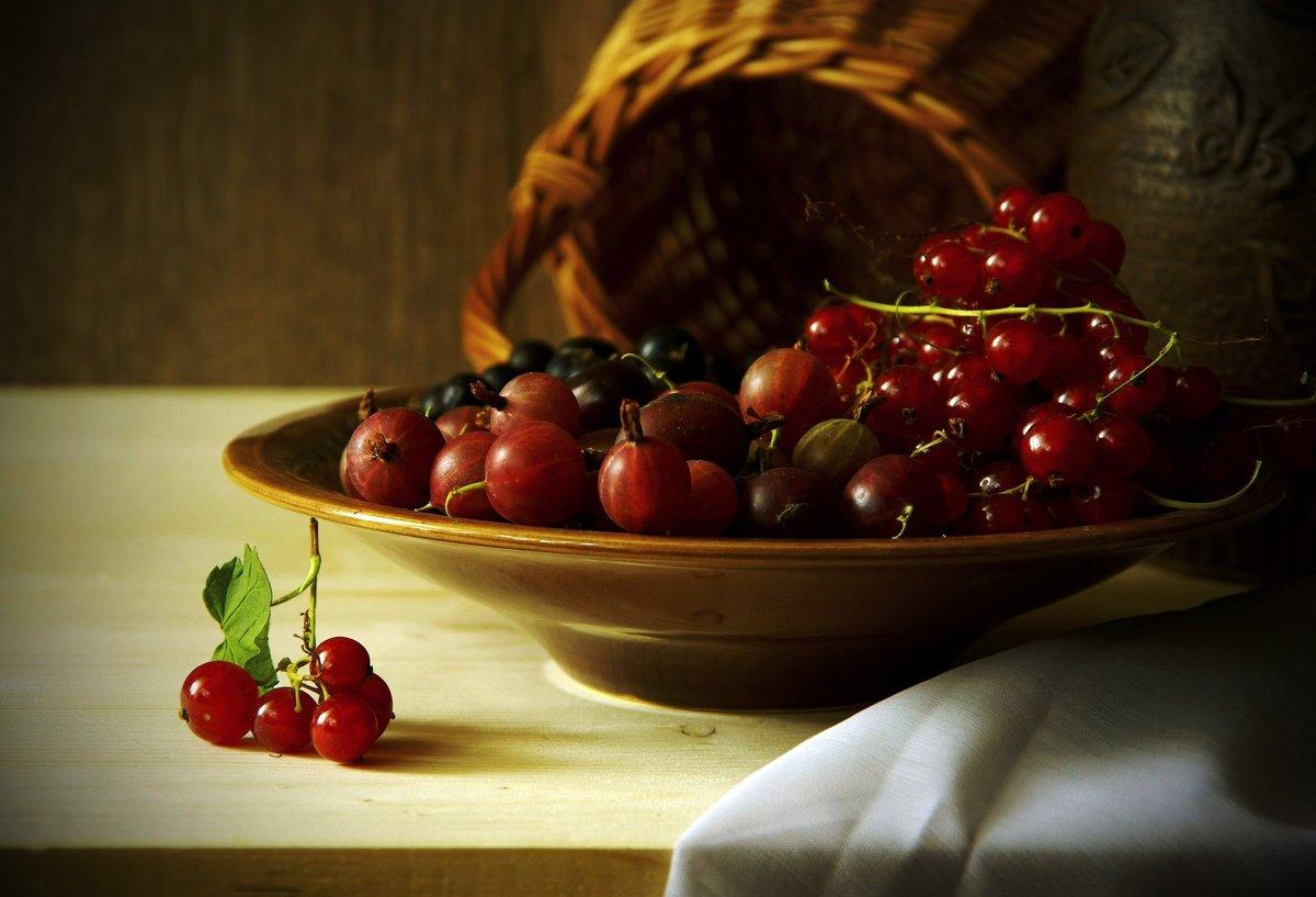 картинки натюрморт с ягодами вариантов