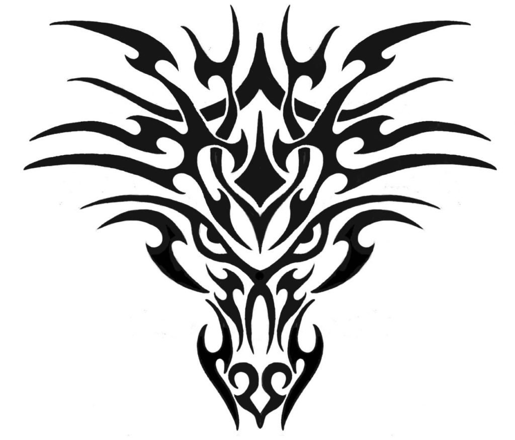Tribal tattoos are worn by both men and women and normally looks stunning and spectacular just like the tribal tattoo design below The tribal tattoo below has