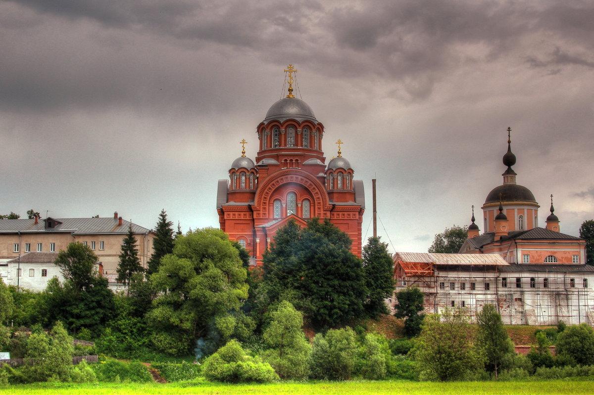 же, хотьковский монастырь фото первую мировую