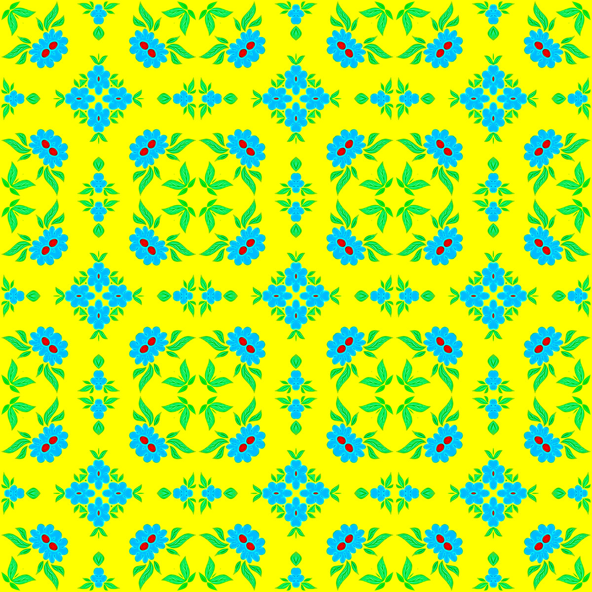 Паттерны и бесшовные текстуры бесплатно / Patterns and seamless textures for free, p_i_r_a_n_y_a - Бесшовная фактура - Незабудки