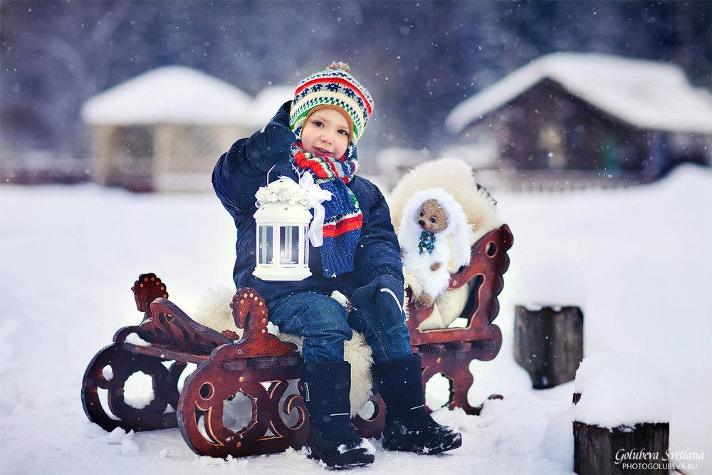 зимний фотопроект на улице страже жизни неутомимые