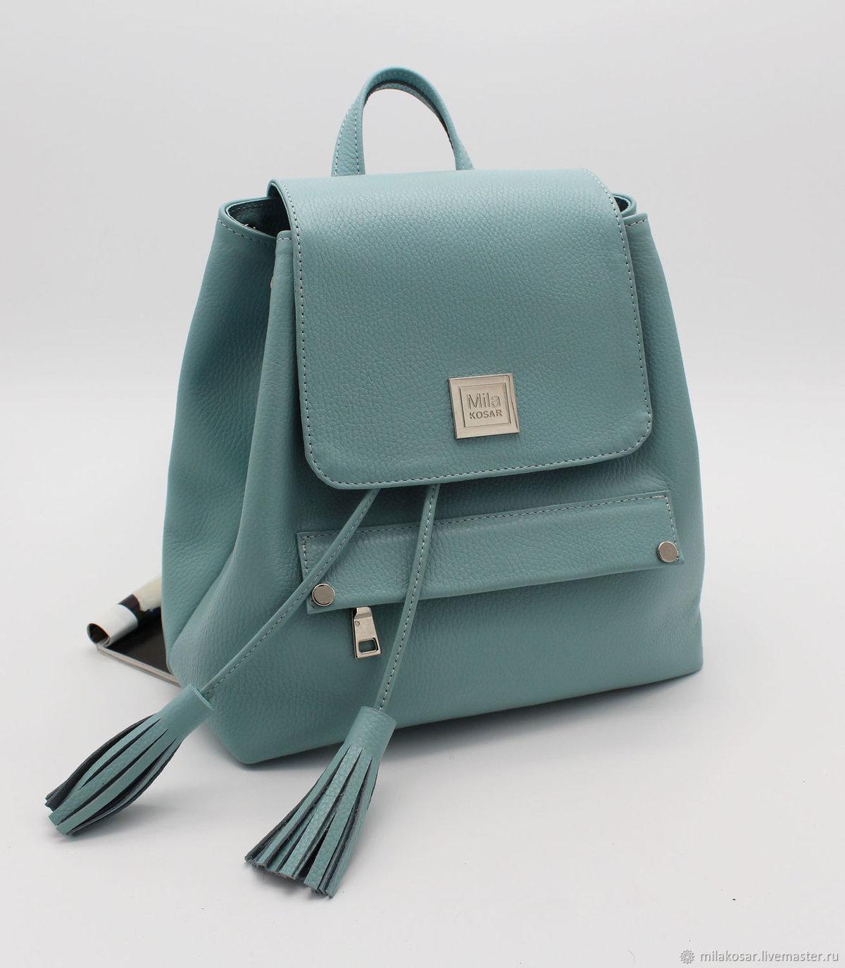 Рюкзак кожаный женский - купить или заказать в интернет-магазине на Ярмарке  Мастеров   Рюкзак dde6e19d0a2