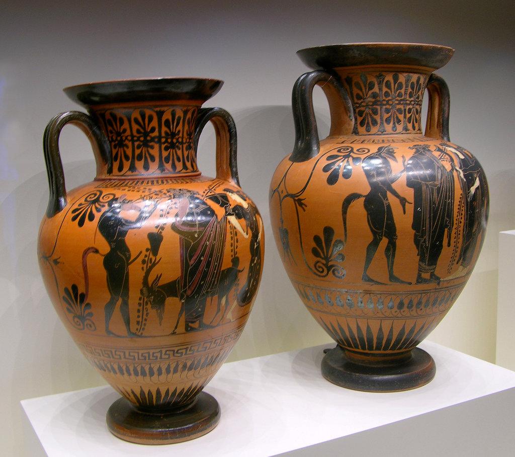 Картинки античная ваза