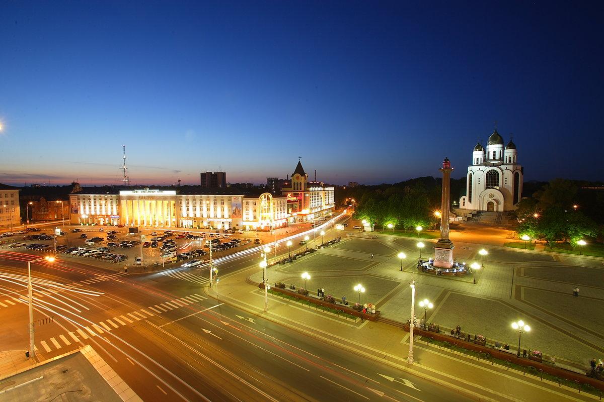 красивые фотографии города калининграда твой брат